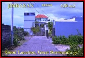 Exotic PROPERTY LAND SALE IN Jimbaran Ungasan TJJI096