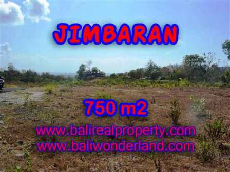 Beautiful PROPERTY 750 m2 LAND IN JIMBARAN BALI FOR SALE TJJI079