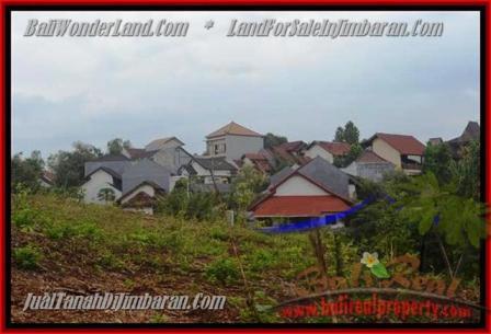 Beautiful PROPERTY 1,500 m2 LAND FOR SALE IN JIMBARAN BALI TJJI076