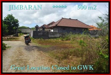Affordable PROPERTY 500 m2 LAND IN JIMBARAN FOR SALE TJJI084