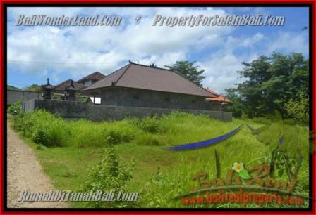 FOR SALE Affordable 500 m2 LAND IN Jimbaran four seasons BALI TJJI065