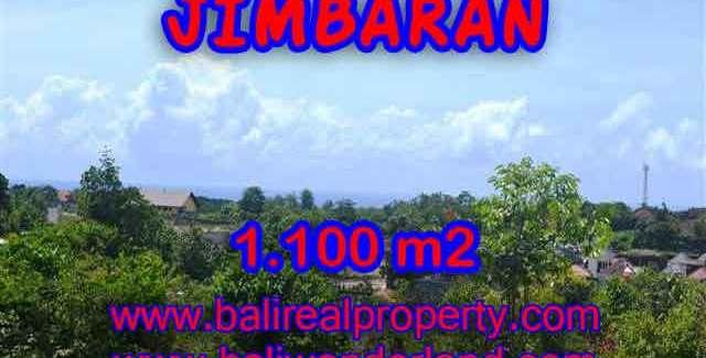 Magnificent 1,100 m2 LAND FOR SALE IN JIMBARAN TJJI067