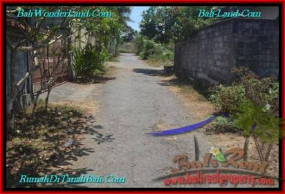 Affordable PROPERTY Jimbaran Ungasan BALI LAND FOR SALE TJJI102