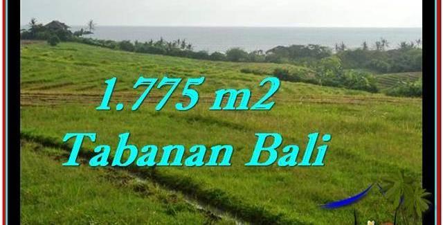 Exotic PROPERTY LAND IN TABANAN FOR SALE TJTB251