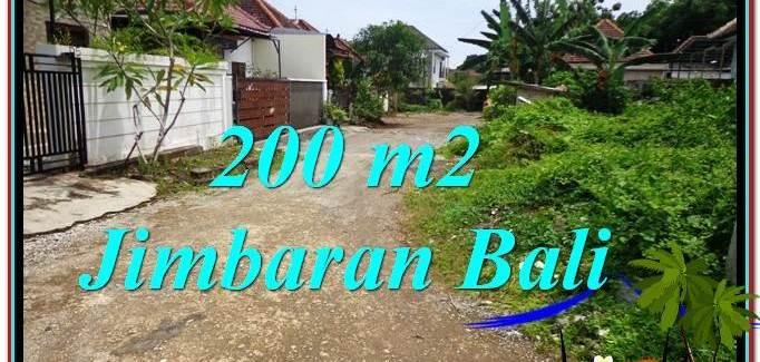 FOR SALE Affordable 200 m2 LAND IN JIMBARAN BALI TJJI106