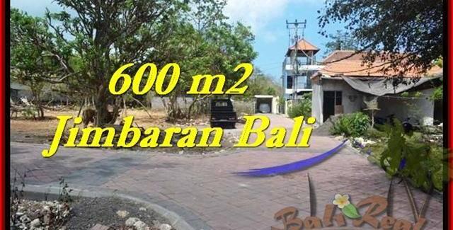 FOR SALE Beautiful 600 m2 LAND IN JIMBARAN TJJI097
