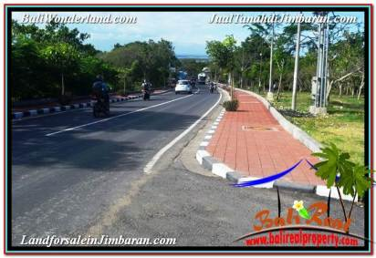 Jimbaran Ungasan 350 m2 LAND FOR SALE TJJI103