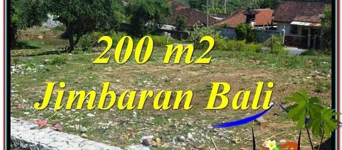 Beautiful 200 m2 LAND SALE IN JIMBARAN BALI TJJI104