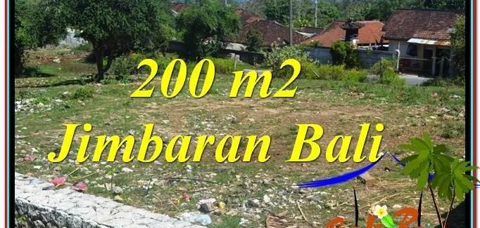 Magnificent 200 m2 LAND IN JIMBARAN BALI FOR SALE TJJI104