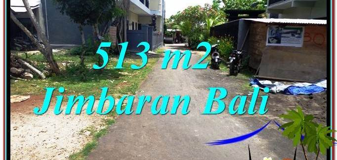 Affordable 513 m2 LAND IN JIMBARAN FOR SALE TJJI105