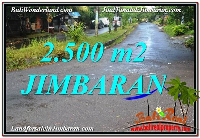 Exotic PROPERTY 2,500 m2 LAND IN Jimbaran Ungasan BALI FOR SALE TJJI118