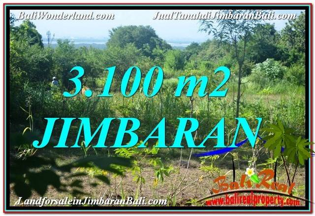 Beautiful 3,100 m2 LAND IN Jimbaran Uluwatu BALI FOR SALE TJJI113