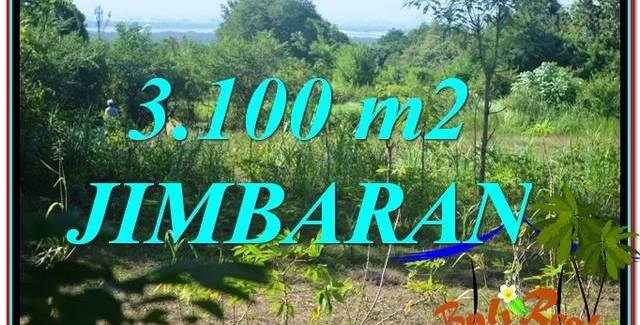 Magnificent 3,100 m2 LAND SALE IN JIMBARAN TJJI113