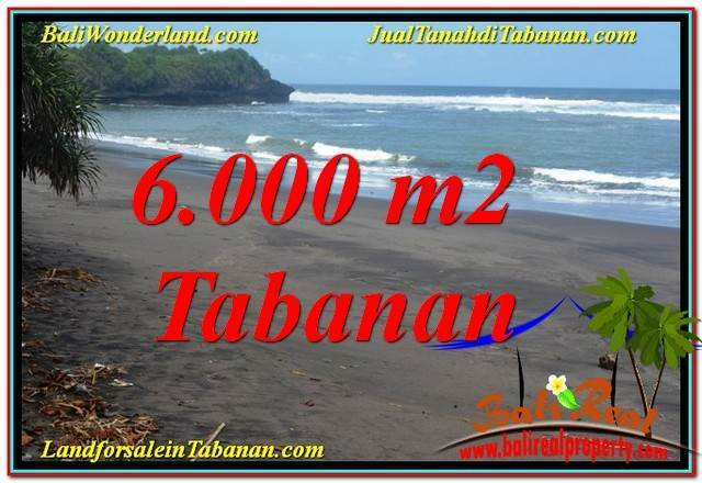 LAND SALE IN Tabanan Selemadeg TJTB345