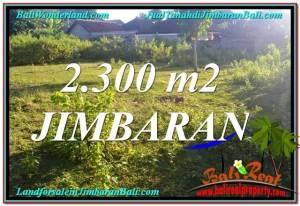 Beautiful PROPERTY LAND FOR SALE IN JIMBARAN TJJI117