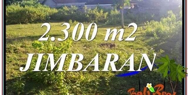 Beautiful Jimbaran Ungasan BALI LAND FOR SALE TJJI117