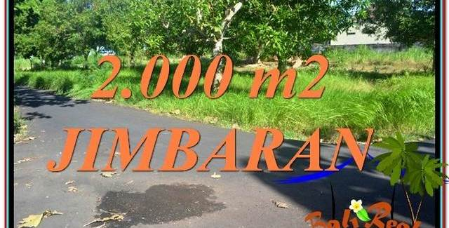 Exotic PROPERTY LAND FOR SALE IN Jimbaran Uluwatu  TJJI114