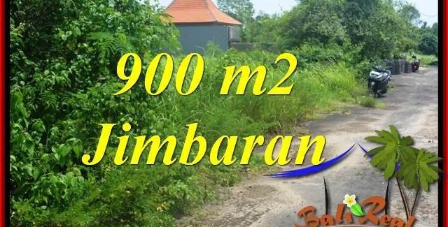 Affordable JIMBARAN 900 m2 LAND FOR SALE TJJI124