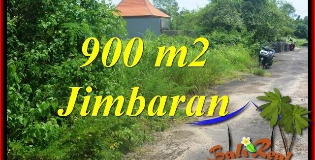 Affordable JIMBARAN 900 m2 LAND FOR SALE TJJI124