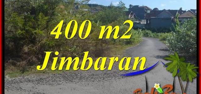 FOR SALE Exotic 400 m2 LAND IN JIMBARAN TJJI119