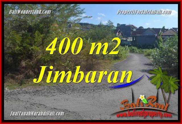FOR SALE Exotic 400 m2 LAND IN JIMBARAN TJJI119