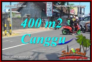 Affordable PROPERTY LAND SALE IN CANGGU BRAWA TJCG224