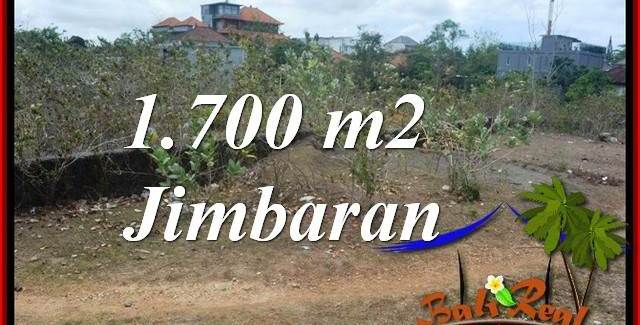 Magnificent PROPERTY 1,700 m2 LAND FOR SALE IN JIMBARAN UNGASAN TJJI130