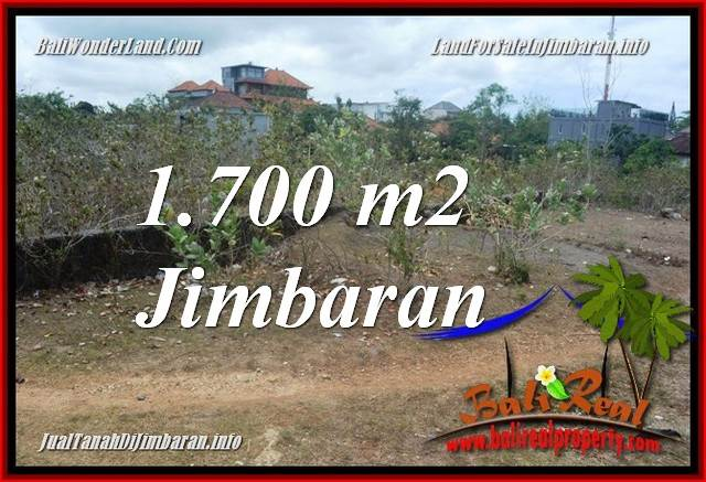 1,700 m2 LAND SALE IN JIMBARAN TJJI130