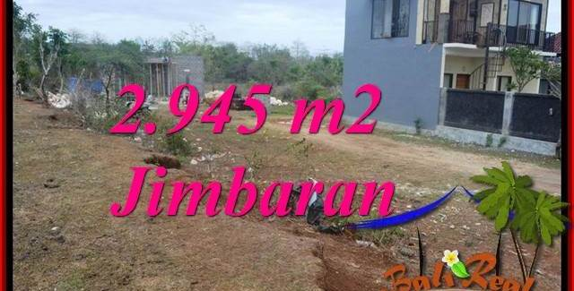 Affordable 2,945 m2 LAND FOR SALE IN JIMBARAN BALI TJJI132