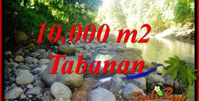 Magnificent Property Tabanan Selemadeg Bali 10,000 m2 Land for sale TJTB406