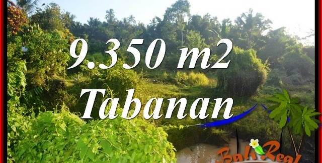 Exotic Land for sale in Tabanan Bali TJTB409