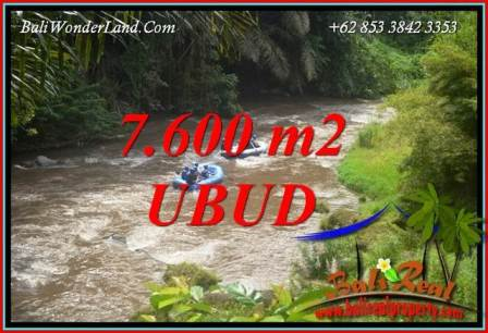 Magnificent Property Land in Ubud Bali for sale TJUB705