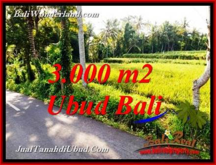 Cheap LAND FOR SALE IN UBUD BALI TJUB771