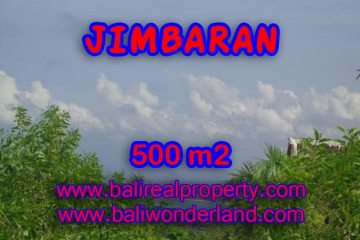 Land in Jimbaran for sale, Outstanding view in Jimbaran Ungasan Bali – TJJI059