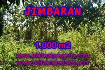 Land for sale in Bali, magnificent view Jimbaran Bali – TJJI071
