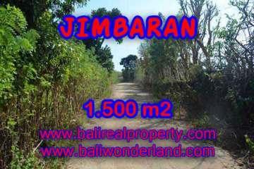 Magnificent PROPERTY LAND IN Jimbaran Ungasan BALI FOR SALE TJJI075