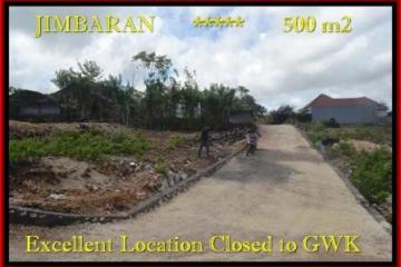 Magnificent LAND IN Jimbaran Ungasan FOR SALE TJJI085