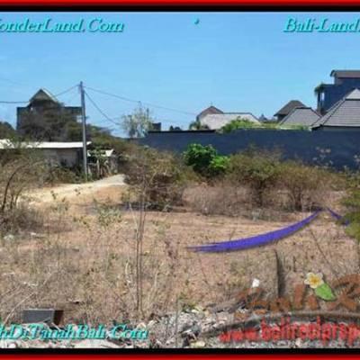 Magnificent 800 m2 LAND IN JIMBARAN FOR SALE TJJI098