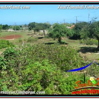 FOR SALE Exotic 200 m2 LAND IN JIMBARAN TJJI104