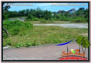 Exotic PROPERTY 2,400 m2 LAND SALE IN JIMBARAN TJJI110