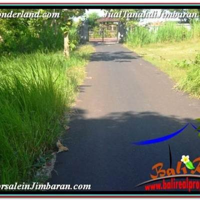 Exotic 2,000 m2 LAND SALE IN Jimbaran Uluwatu  TJJI114