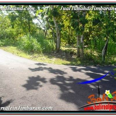 2,000 m2 LAND IN Jimbaran Uluwatu  FOR SALE TJJI114