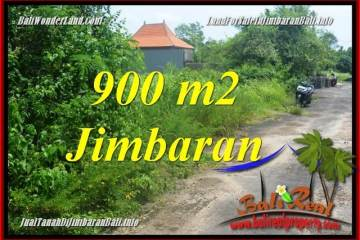 Beautiful PROPERTY 900 m2 LAND SALE IN JIMBARAN BALI TJJI124