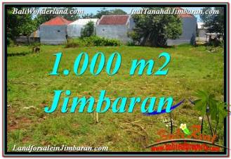FOR SALE Affordable LAND IN JIMBARAN TJJI108
