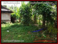 FOR SALE Exotic LAND IN Tabanan City BALI TJTB202