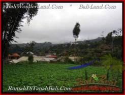 Beautiful PROPERTY Tabanan Bedugul 1,400 m2 LAND FOR SALE TJTB203