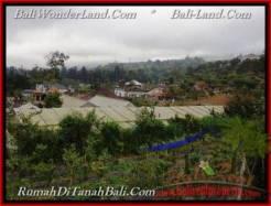 FOR SALE Exotic LAND IN Tabanan Bedugul BALI TJTB203