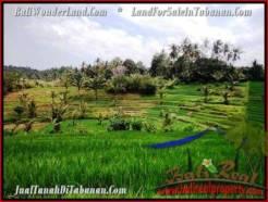 Affordable PROPERTY LAND IN TABANAN FOR SALE TJTB210