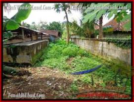 Beautiful 1,500 m2 LAND SALE IN UBUD BALI TJUB489