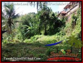 Exotic PROPERTY LAND FOR SALE IN Ubud Tegalalang TJUB503